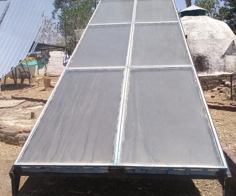 Natural Convection Solar Dryer