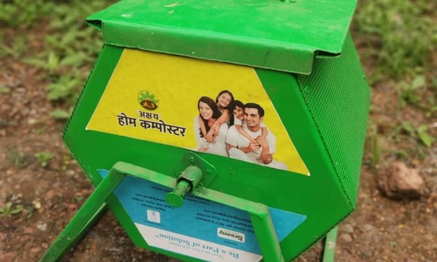 Akshay Home Composter: