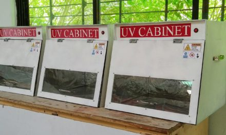 UV Cabinet- Prevention from COVID 19